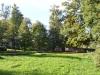 Čistyje Prudy (Tolminkiemis). Fondamenta della scuola parrocchiale che KD fece riedificare dopo che un incendio aveva distrutto la precedente.