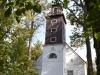 Čistyje Prudy (Tolminkiemis). Veduta della chiesa.