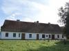 Čistyje Prudy (Tolminkiemis). La casa dove visse il poeta e dove compose