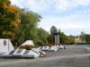 Nesterov (Stalupėnai). Monumento ai caduti della II Guerra Mondiale.