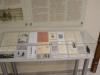 Gusev (Gumbinė). Vetrinetta dedicata a KD nel museo di storia cittadina.