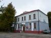 Gusev (Gumbinė). Locale della canonica ai tempi della chiesa luterana.